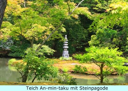 An-min-taku mit Stein-Pagode