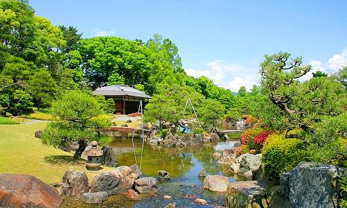 Der Seiryu-en Garden