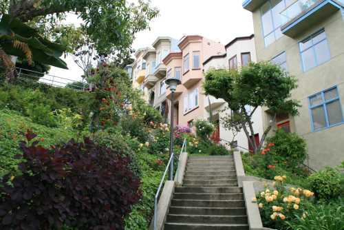 Grüne Oasen in der Lombard Street