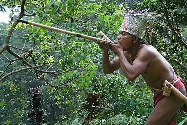 Ureinwohner Orang Asli