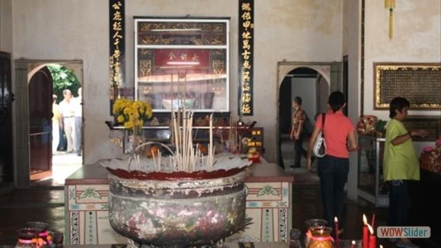 Bukit China-Tempel