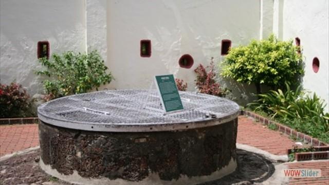 Bukit China-Brunnen
