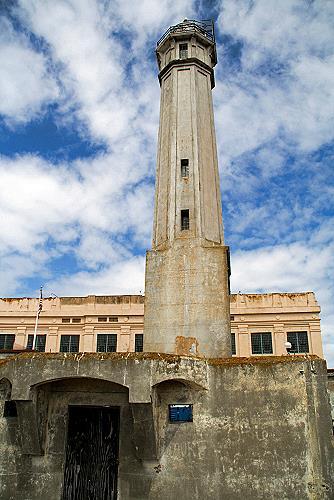 Leuchtturm Gefängnis Insel Alcatraz