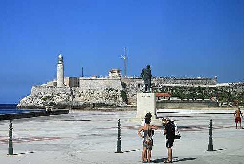 Festung Castillo de San Salvator de la Punta