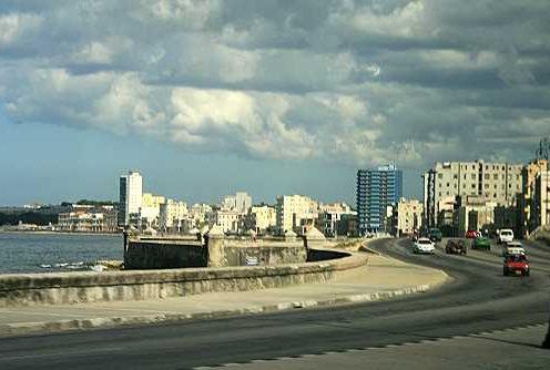 Skyline von Havanna