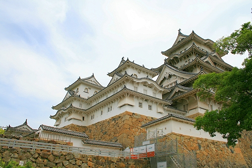Burg in Himeji