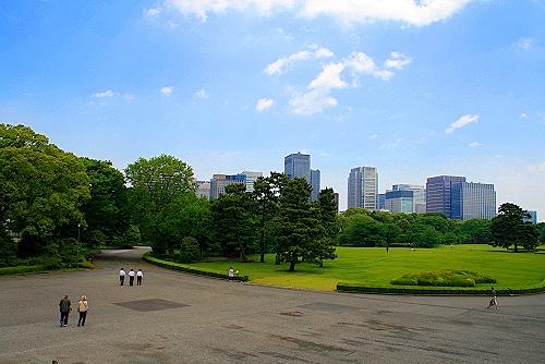 Kitanomaru Park Tokyo