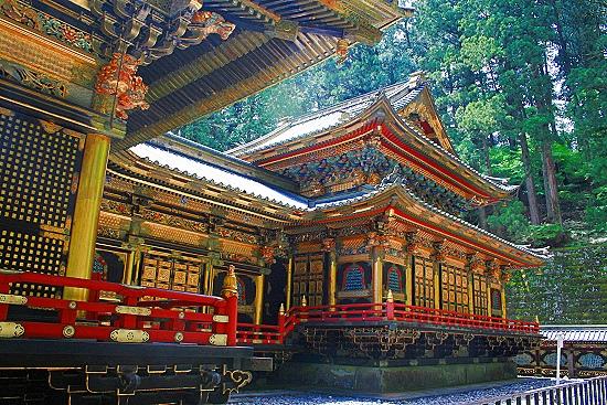 Ai No Ma Schrein in Nikko